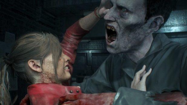 Aterrador nuevo vídeo y pantallas deResident Evil 2