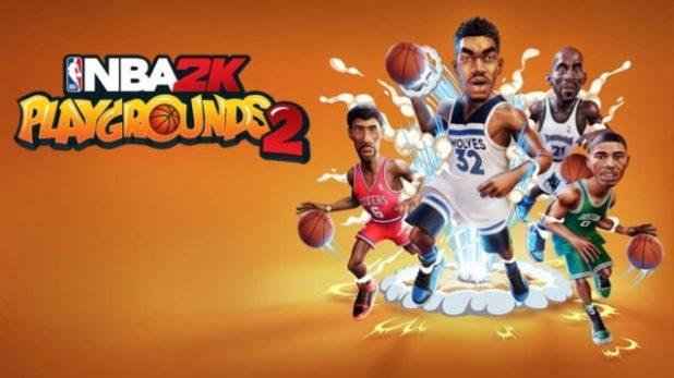 Juega sin límites: NBA 2K Playgrounds 2 ya disponible