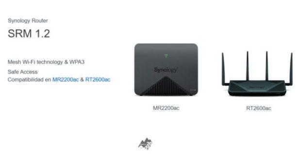 Synology lanza el Router Mesh MR2200ac, que mejora la conexión Wi-Fi y permite una conexión más segura a Internet