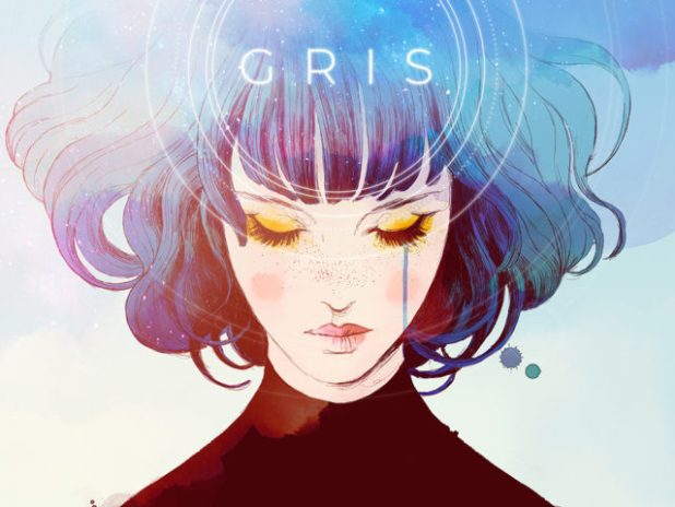 GRIS, el videojuego indie premiado sobre superproducciones multimillonarias