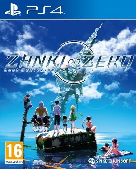 Zanki Zero: Last Beginning.En marcha la campaña de reserva anticipada