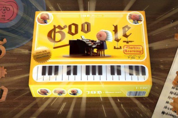 Google saca el primer Doodle con Inteligencia artificial #GoogleDoodle con un homenaje a Johann Sebastian Bach