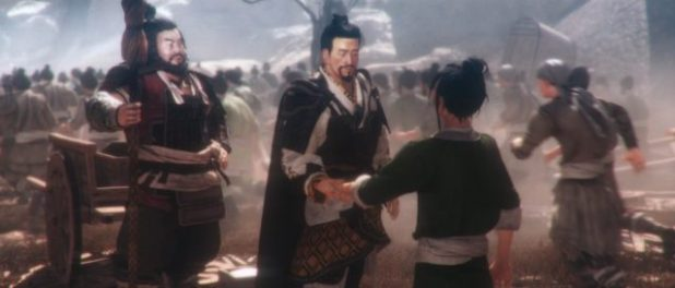 Análisis del videojuego Total War: Three Kingdoms