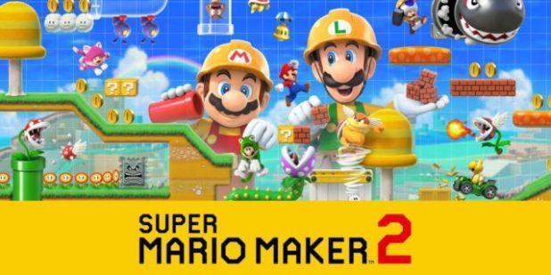 Super Mario Maker 2 llega a Nintendo Switch el 28 de junio con un pack de edición limitada