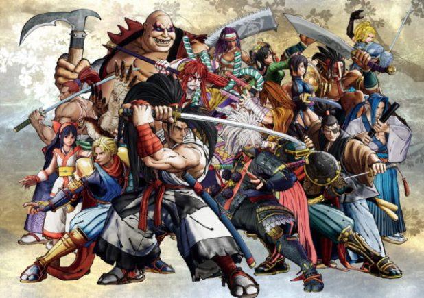El regreso de una saga mítica de peleas trepidantes Samurai Shodown