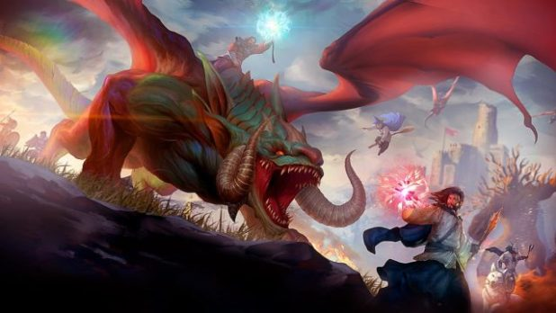 Lanzamiento de Citadel: Forged With Fire para PS4, Xbox One y Steam