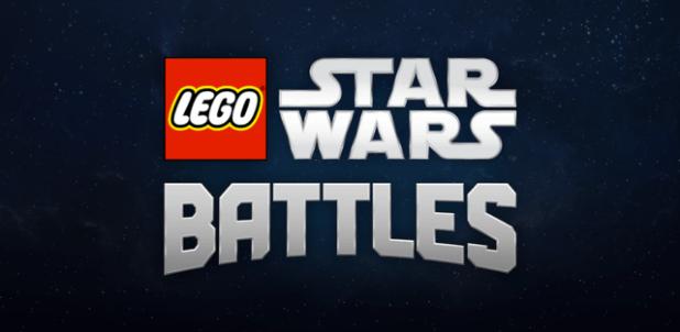 Anunciado LEGO STAR WARS BATTLES