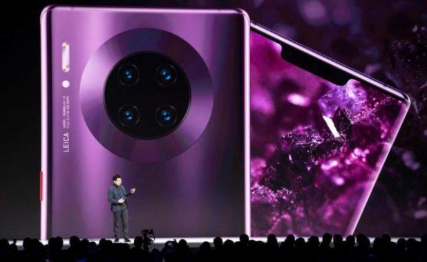 Huawei presenta su nueva gama de teléfonos Mate 30,Mate 30 Pro, el smartwatch Huawei GT 2, los auriculares Huawei FreeBuds 3 y su nueva televión Huawei Vision