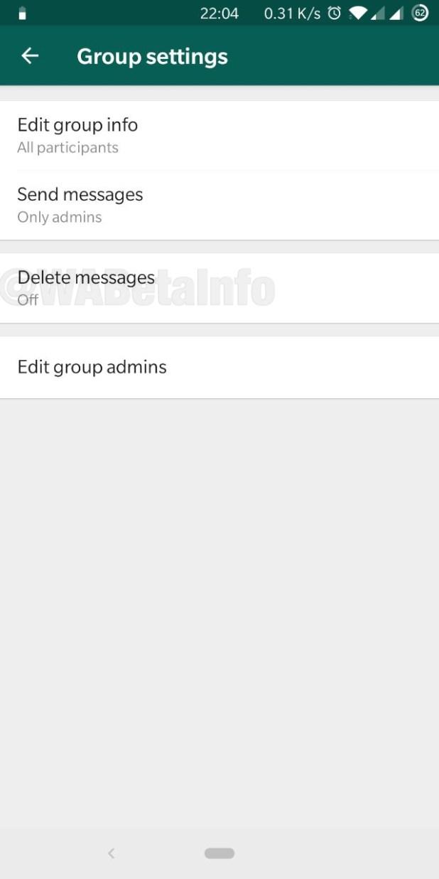 WhatsApp introduce más opciones de tiempo para la autodestrucción de mensajes