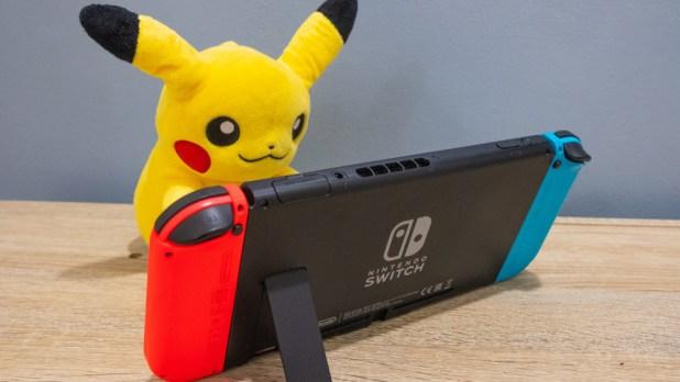 Nintendo Switch supera el millón de consolas vendidas en España