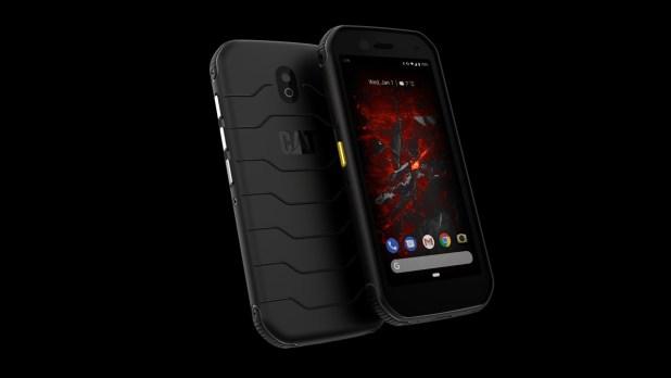 Robusto hasta su núcleo: el nuevo teléfono inteligente Cat S32