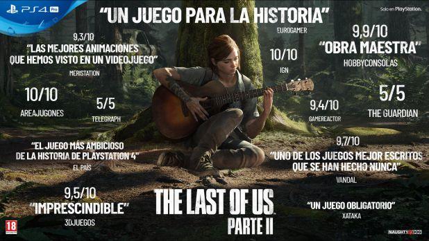 The Last of Us Parte II llega este viernes 19 de junio a PlayStation 4