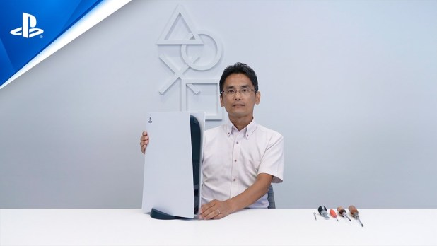 Sony desmonta PS5 #ps5teardown
