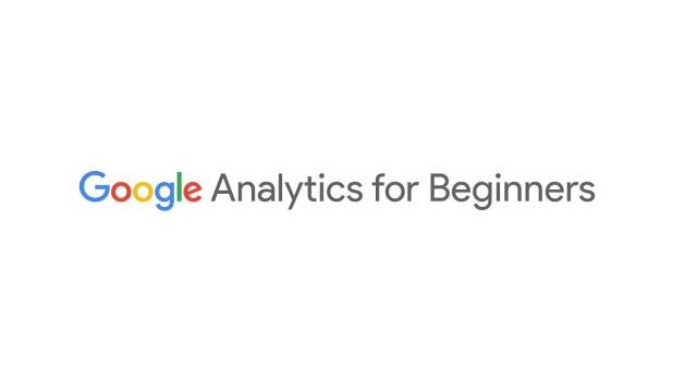 Curso Google Analytics para principiantes de Google Academy