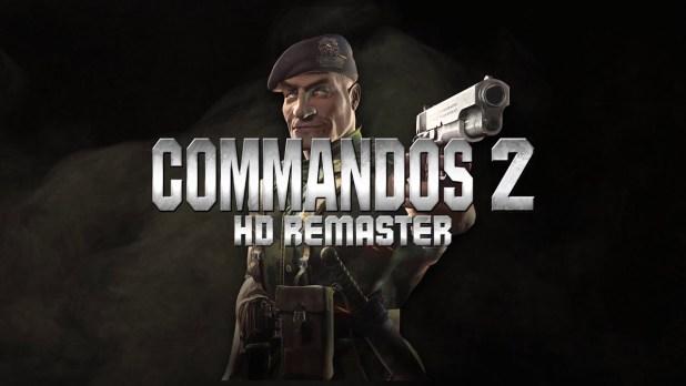 Commandos 2 HD Remaster llegará a Switch el 4 de diciembre