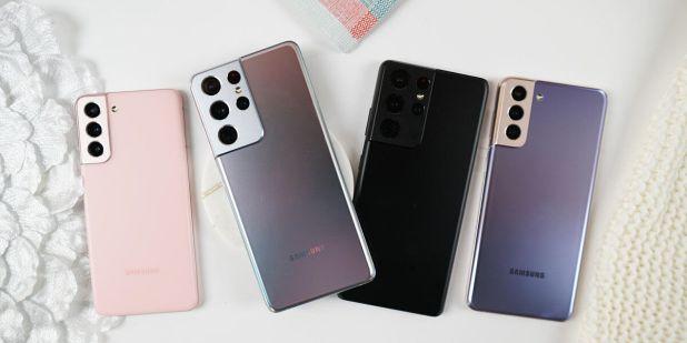 Samsung Galaxy S21: mejores cámaras y compatibilidad con lápiz digital en el modelo Ultra