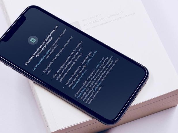 Nueva política de privacidad. WhatsApp asegura que los mensajes y llamadas seguirán siendo privados