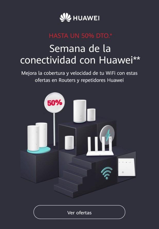HUAWEI facilita las conexiones gracias a sus routers avanzados