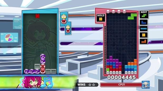 Llega la tercera y última actualización gratuita de Puyo Puyo Tetris 2