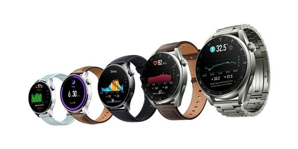 Huawei anuncia HUAWEI WATCH 3, la nueva serie de smartwatches insignia con HarmonyOS 2