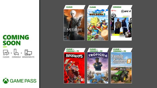 Próximamente en Xbox Game Pass: Bloodroots, Farming Simulator 19, UFC 4 y más