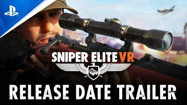 Sniper Elite VR se une al extenso catálogo de PlayStation® VR para estas vacaciones