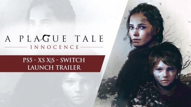 A Plague Tale: Innocence ya disponible en formato digital para Xbox Series X|S y PlayStation 5