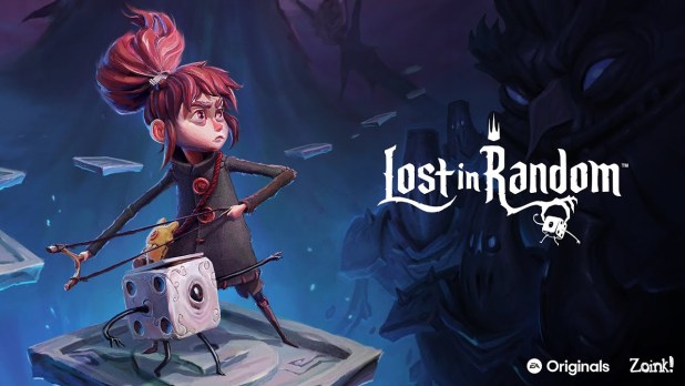 Pon a prueba tu suerte con Lost in Random, el videojuego de EA y Zoink