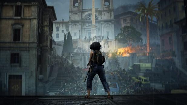 La experiencia shooter zombi cooperativa definitiva llegará a consolas con World War Z: Aftermath