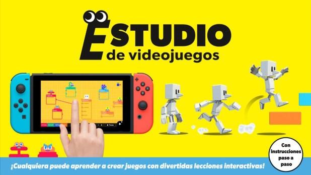 Estudio de videojuegos, la extraescolar que puedes hacer también en casa, ya disponible en formato físico