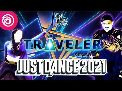 Just Dance 2021 cuarta y última temporada, The Traveler