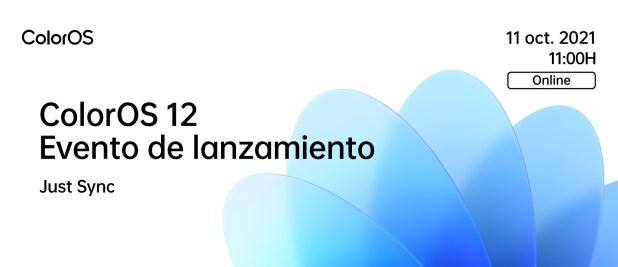 OPPO anuncia y lanza ColorOS 12 basado en Android 12