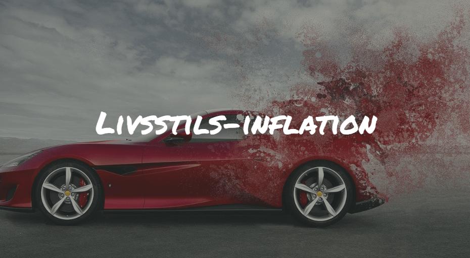Livsstils-inflation Frinans