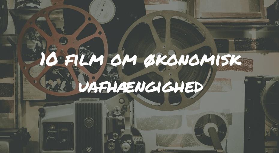 10 film om økonomisk uafhængighed Frinans