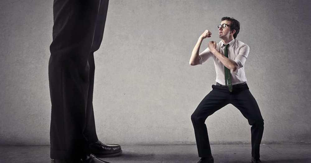 Aktiemarkedets David mod Goliath