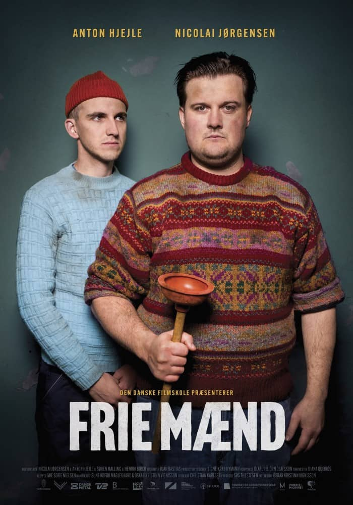 Filmen Frie mænd