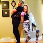 Lauren and Brandon