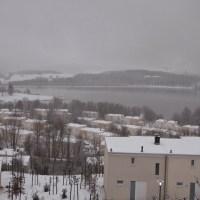 CenterParcs *BOSTALSEE* Tag 2 .... * von ganz viel Schnee und komischen Menschen beim Bingo*