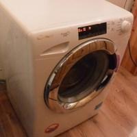 CANDY GrandOVita Frontlader Waschmaschine GV 147 TC3 im #Test #Candy #GrandOVita #hooverblogger