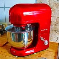 KLARSTEIN Lucia Rossa Küchenmaschine, Mixer und Fleischwolf in einer Maschine! #Klarstein #LuciaRossa #Kitchen