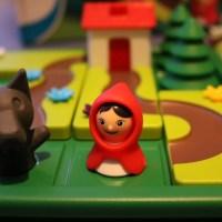 Geschenk-Tipp! SMART GAMES Rotkäppchen Deluxe #Denkspiele #SmartGames #Vorschule
