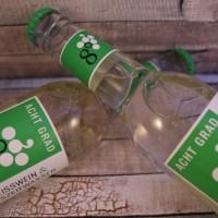 8° ACHT GRAD Weisswein und Eiszeitwasser #AchtGrad #Weinschorle