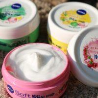 Mit den NIVEA SOFT Mix Me Cremes mischen wir nach Lust und Laune! #Nivea #MixMe #Beauty