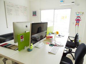 Oficinas de Agencia Frionina