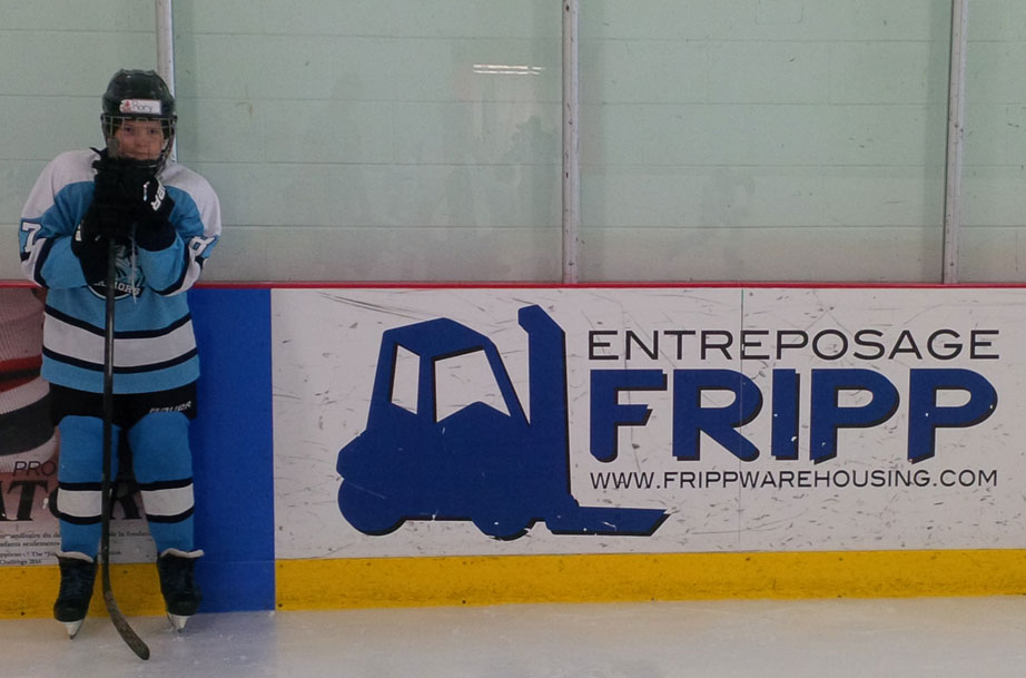 2014 Excellent Ice Pee-Wee Fripp Warehousing