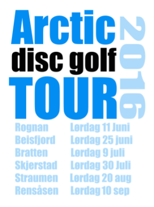 Arctic Disc Golf Tour 2016