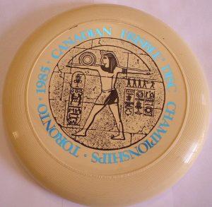 Canadian Open Frisbee