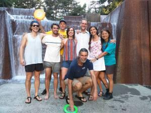 Frisbee Community 2
