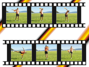 Film Strip Catches