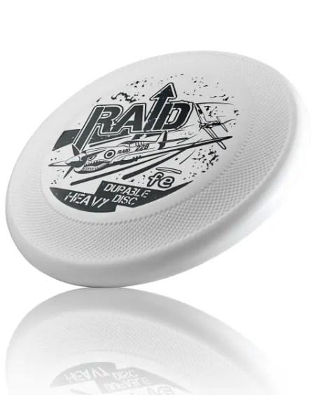 Raid hard bite resistente al morso per disc dog gioco per il cane l addestramento e le gare bianco white side